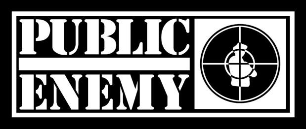 Logo de Public Enemy
